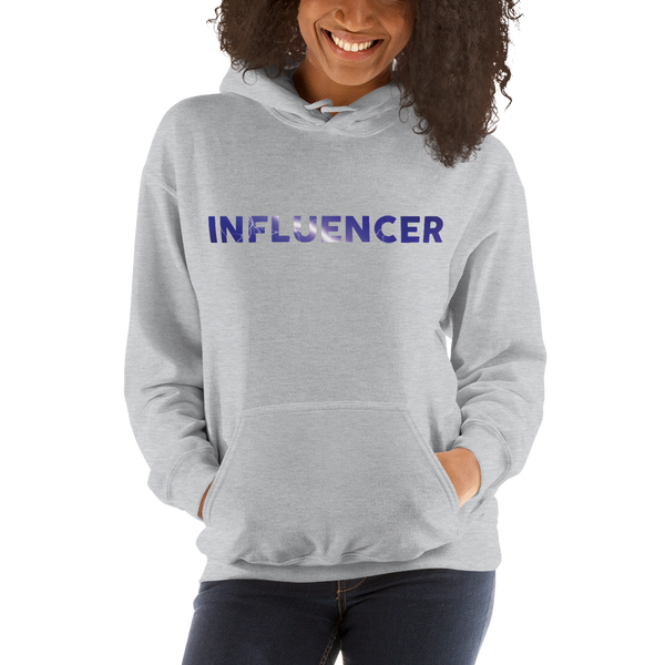 Influencer059 Gildan 18500 Unisex Heavy Blend Hooded Sweatshirt Heavy blend