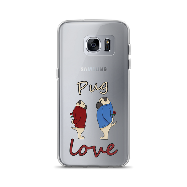 Pug Love08 Samsung Case