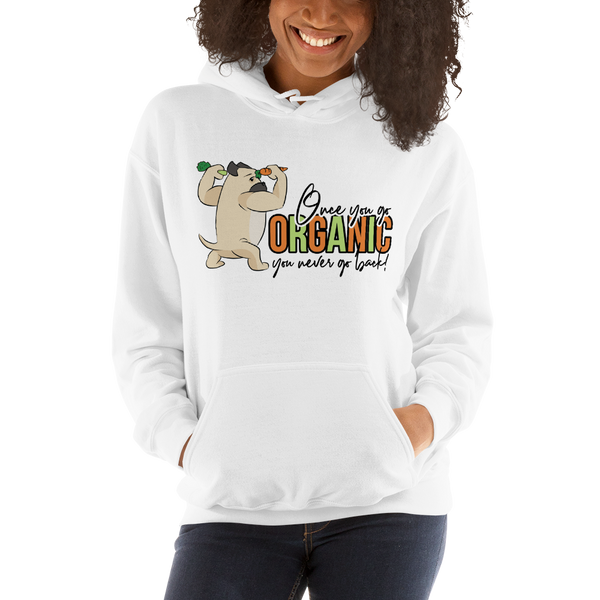 Go organic! Women Hoodies