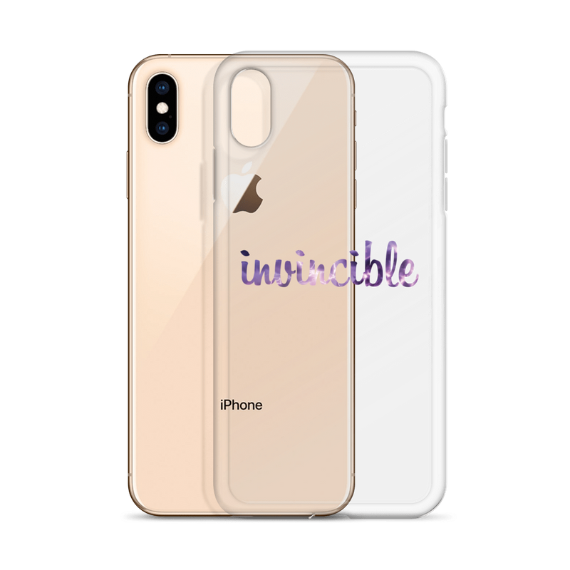 Invincible022 iPhone Case
