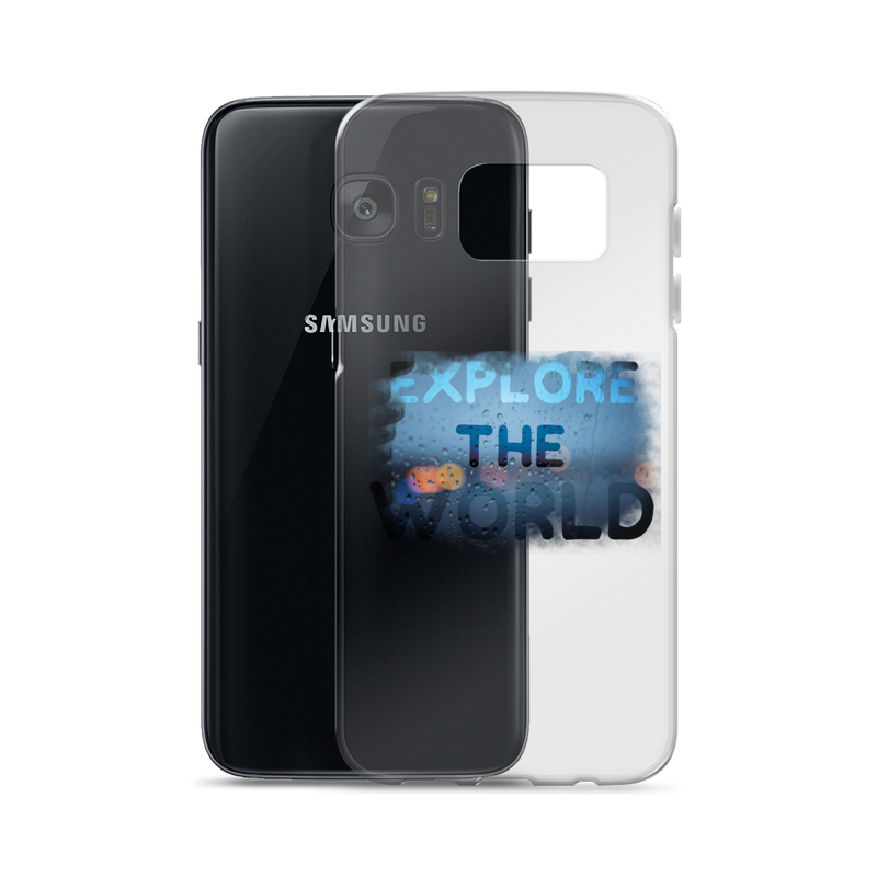 Explore The World0028 Samsung Case