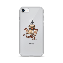 Its Coffee Time26 iPhone Case