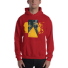 Explore The World0023 Hoodie Gildan 18500 Unisex Heavy Blend Hooded Sweatshirt