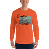 Explore The world0013 Long Sleeve  Gildan 2400 Ultra Cotton Long Sleeve T-Shirt