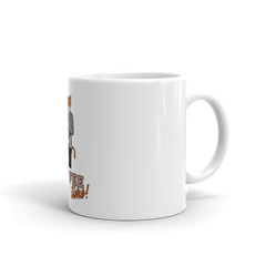 Its Coffee Time44 White Glossy Mug