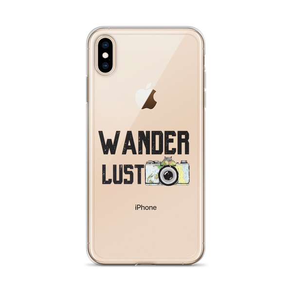 Wanderlust95 iPhone Case