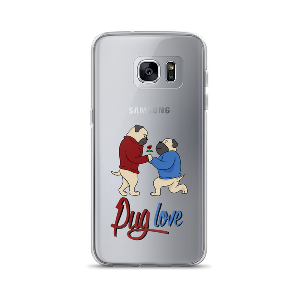 Pug Love07 Samsung Case