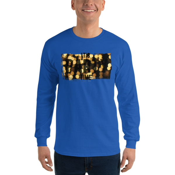 Its Party time13 Gildan 2400 Ultra Cotton Long Sleeve T-Shirt