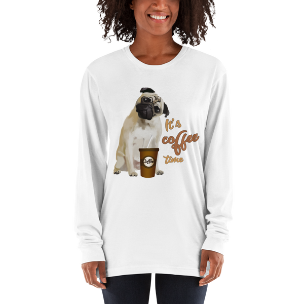Its Coffee Time23 Long sleeve t-shirt