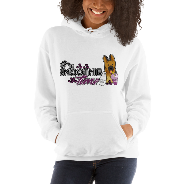 It's smoothie time05 Gildan 18500 Unisex Heavy Blend Hooded Sweatshirt Heavy blend