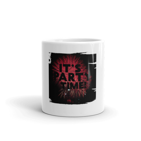 Its Party Time12 Mug