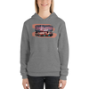 Explore The World0027 Bella + Canvas 3719 Unisex Fleece Pullover Hoodie