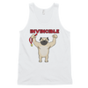 Invincible007 American Apparel 2408 Fine Jersey Tank Top Unisex