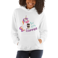 Its Coffee Time061 Hooded Sweatshirt