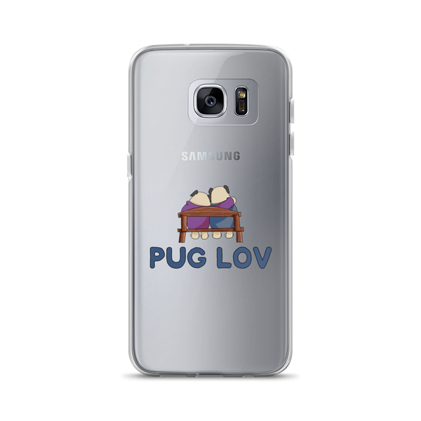 Pug Love12 Samsung Case