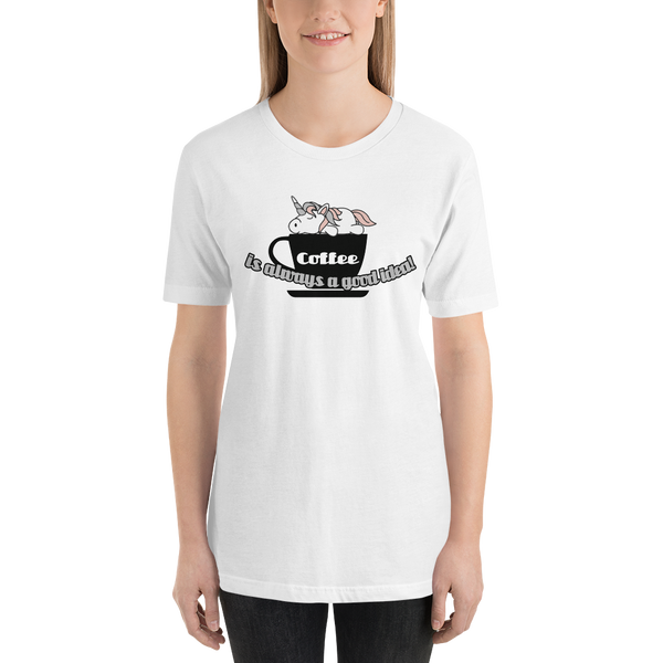 Its Coffee Time032 Short-Sleeve Unisex T-Shirt