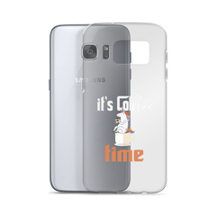 It's Coffee Time07 Samsung Case
