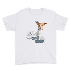 Its Coffee Time52 Youth Short Sleeve T-Shirt