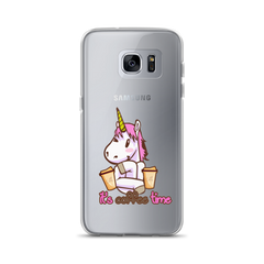 It's Coffee Time34 Samsung Case