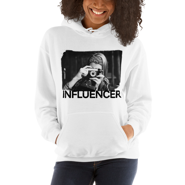 Influencer052 Gildan 18500 Unisex Heavy Blend Hooded Sweatshirt Heavy blend
