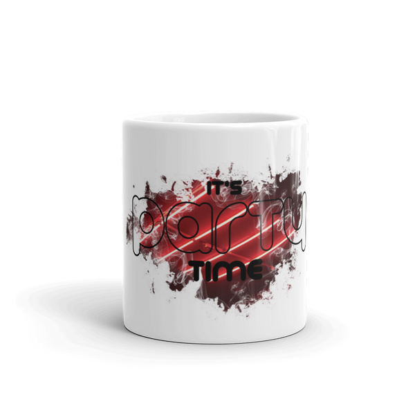 Its Party Time01 Mug
