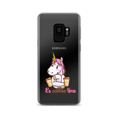 Its Coffee Time34 Samsung Case