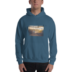 Wanderlust78 Gildan 18500 Unisex Heavy Blend Hooded Sweatshirt
