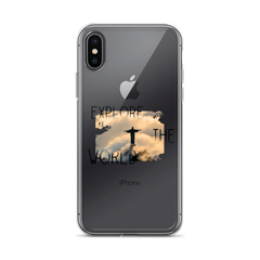 Explore The World0011 iPhone Case