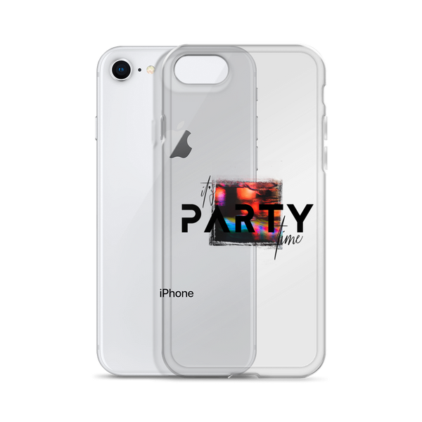 Its Party Time04 iPhone Case