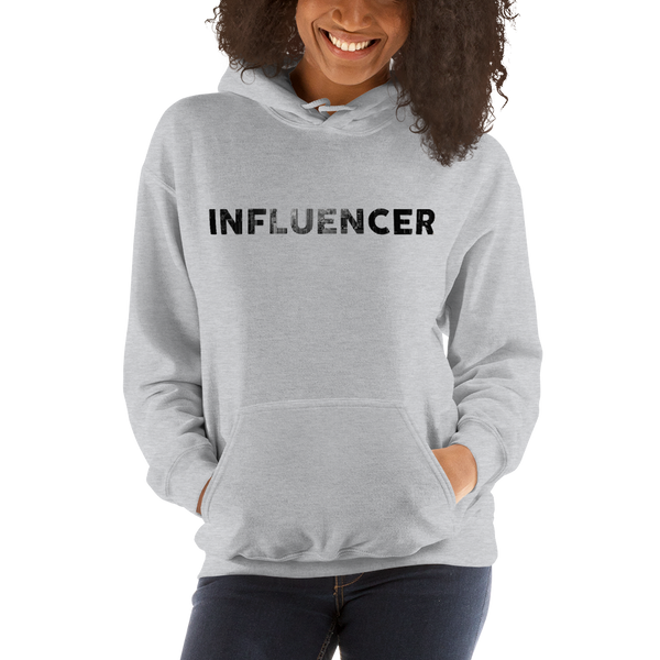 Influencer048 Gildan 18500 Unisex Heavy Blend Hooded Sweatshirt Heavy blend
