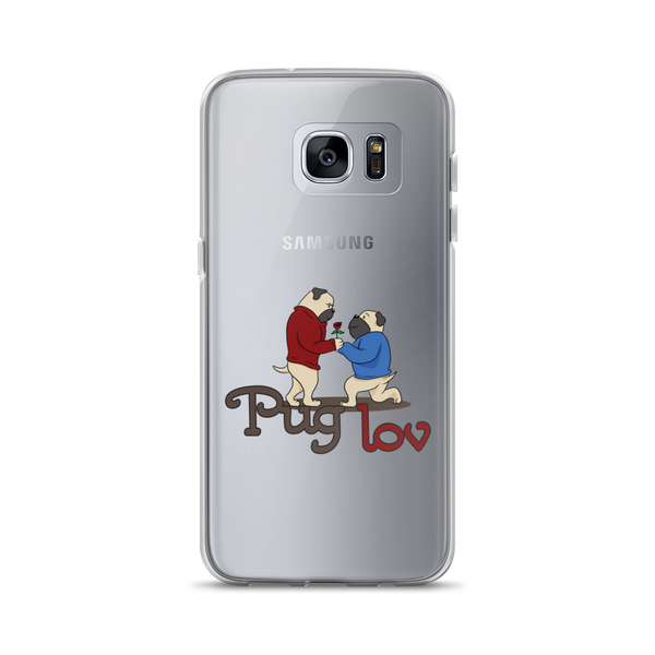Pug Love04 Samsung Case