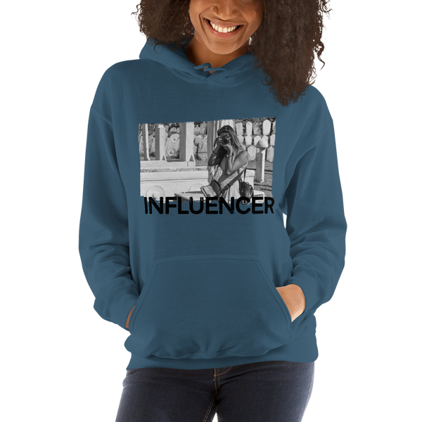 Influencer053 Gildan 18500 Unisex Heavy Blend Hooded Sweatshirt Heavy blend