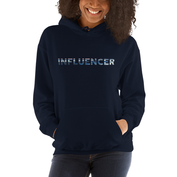 Influencer076 Gildan 18500 Unisex Heavy Blend Hooded Sweatshirt Heavy blend