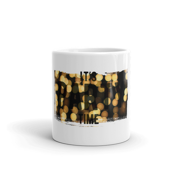 Its Party Time09 Mug