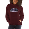 Explore The World004 Gildan 18500 Unisex Heavy Blend Hooded Sweatshirt