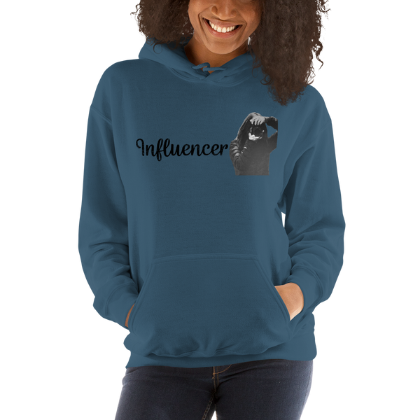 Influencer043 Gildan 18500 Unisex Heavy Blend Hooded Sweatshirt Heavy blend