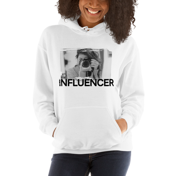 Influencer060 Gildan 18500 Unisex Heavy Blend Hooded Sweatshirt Heavy blend