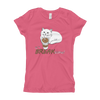 It's Break Time002 Next Level 3710 Girl's The Princess Tee with Tear Away Label
