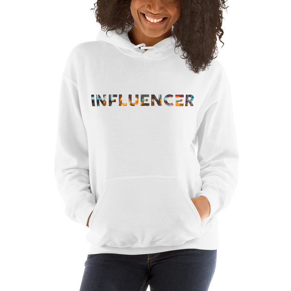 Influencer054 Gildan 18500 Unisex Heavy Blend Hooded Sweatshirt Heavy blend
