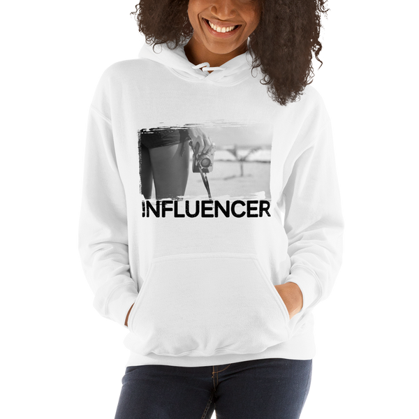 Influencer062 Gildan 18500 Unisex Heavy Blend Hooded Sweatshirt Heavy blend