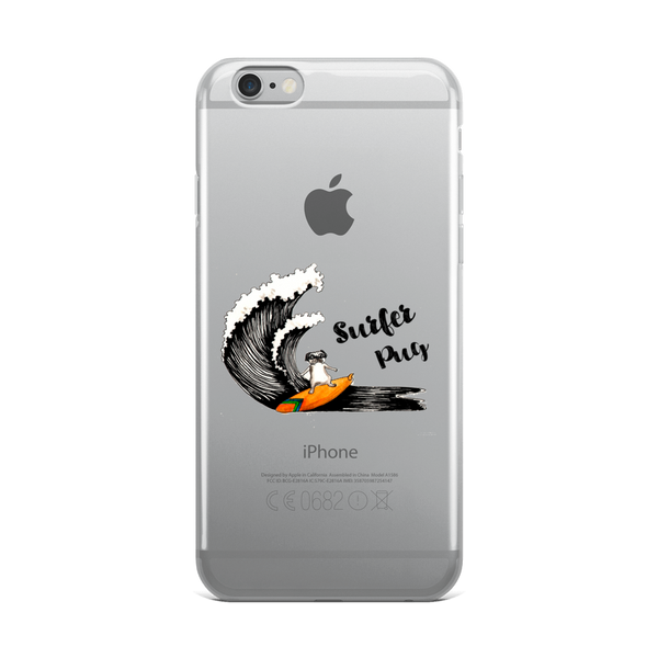 It's Surfing Time03 iPhone Case