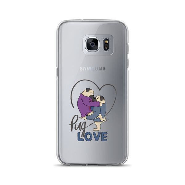 Pug Love13 Samsung Case