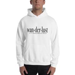 Wanderlust89 Gildan 18500 Unisex Heavy Blend Hooded Sweatshirt