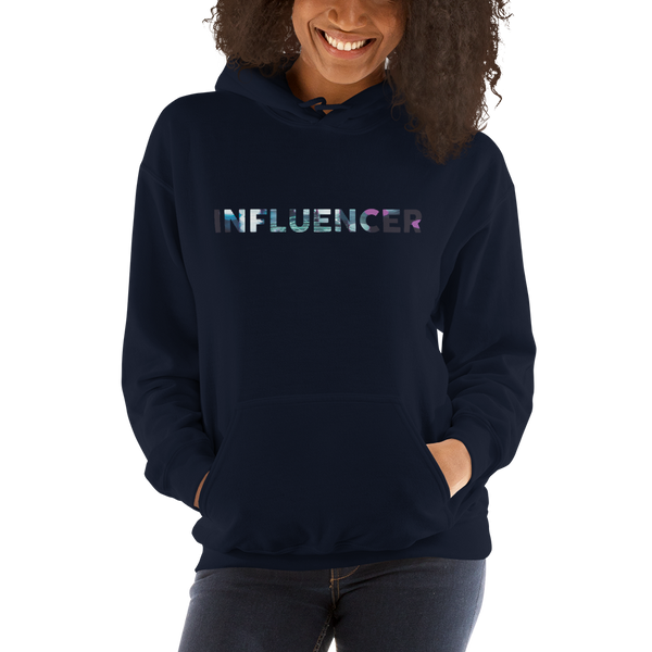 Influencer077 Gildan 18500 Unisex Heavy Blend Hooded Sweatshirt Heavy blend