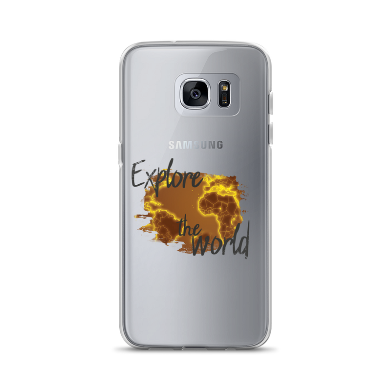 Explore The World0018 Samsung Case
