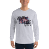 Explore Life002 Gildan 2400 Ultra Cotton Long Sleeve T-Shirt