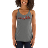 Invincible020 Next Level 6733 Ladies' Triblend Racerback Tank