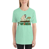 Go Organic001 Bella + Canvas 3001 Unisex Short Sleeve Jersey T-Shirt with Tear Away Label
