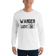 Wanderlust95 Gildan 2400 Ultra Cotton Long Sleeve T-Shirt