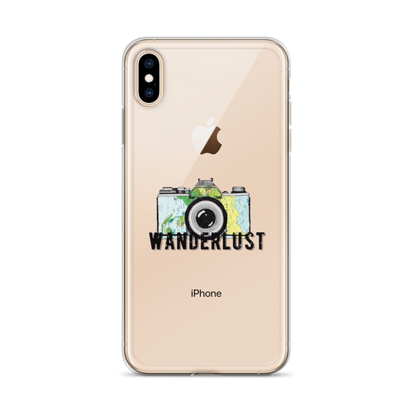 Wanderlust101 iPhone Case